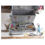 Tuff Box Pro Tool Box & Tools