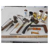 Large Lot - Vintage Tools