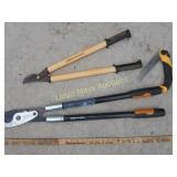 3pc - Pruning Saw / Clippers / Etc