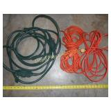 3pc Extension Cords - 50ft / 25ft / Multi-Tap