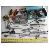 Hand Tools - Large Lot