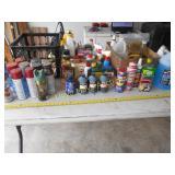 Huge Lot - Spray Paint / Automotive / Household