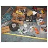 Huge Lot - Hardware / Automotive / Lawn & Garden