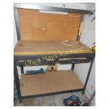 Steel Frame Work Bench / Shop Bench