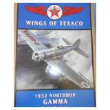 1932 Northrup Gamma Wings of Texaco Metal Bank