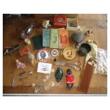 Vintage Small Collectibles - Cool Eclectic Lot!