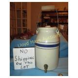 Nettlebed Pottery 1 Gallon Stone Ware Dispenser