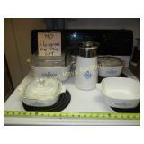 Corelle Corning Ware Cook Ware & Perc Pot