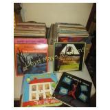 Double Box Lot! Vintage 33 RPM Vinyl Record Albums