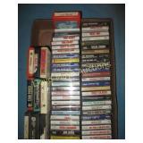 Cassettes & 8 Tracks - Honky Tonk Tapes!