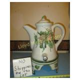 John Taylor Ceramics Vintage Server & Stand