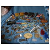 Vintage Small Collectibles - Large Eclectic Lot
