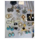 Fashion & Costume Jewelry - Vintage Mixed Lot