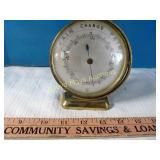 Lufft - Vintage German Brass Case Barometer