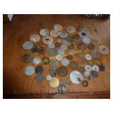 Tokens / Wood Nickels / Badge - Vintage to Antique