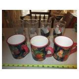 Chicken Mug & Tumbler Sets