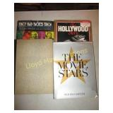 4pc Hollywood / Film Coffee Table Books