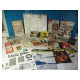 Vintage Ephemera & Maps - Paper Goods