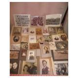 Huge Lot - Vintage & Antique Photographs