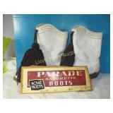 Acme Boots Vintage Parade Majorette Boots