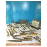 Vintage Kitchen Utensils / Knives / Gadgets