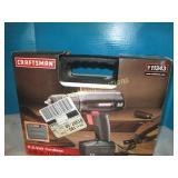 Craftsman 9.6V Cordless Drill Kit - NOS