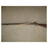 1873 Springfield Trap Door 45-70 Rifle & Bayonet