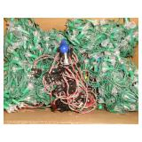 Large Lot - Christmas Light Strings