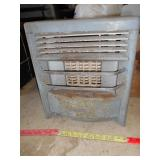 Dearborn 3 Mantle Metal Gas Heater