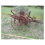 Antique Beavery Horse Drawn Seeder