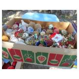 Vintage Christmas Ornaments - Huge Lot