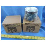 2pc New Iron Works Lamp Lights