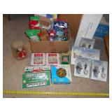 Huge Lot - New Holiday Decor / Accs / Ornaments
