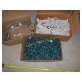 Huge Lot - Christmas Light Strands