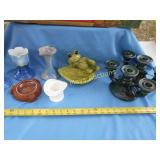 Large Lot - Vintage Glass & Ceramics