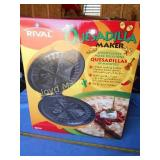 Rival Quesadilla Maker - NIB