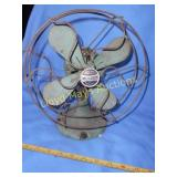 Vintage Monarch Electric Desk Fan