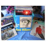 Large Lot - Vintage 33 RPM Vinyl Record Albums