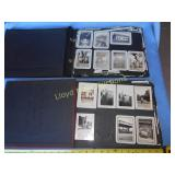 2pc Vintage / Antique Photo Albums