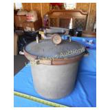 Vintage Kook-Kwick 10-20 Canner Pressure Cooker