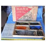 Vintage Marx Steam Type Electric Train Set