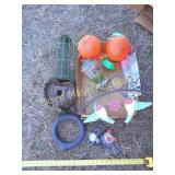 Large Lot - Bird Feeders / Sprinklers / Yard Art