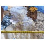 Large Lot - Vintage Lace Linens