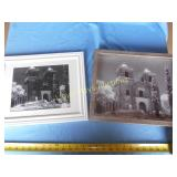 2pc St. Peters Cathedral Framed Photo Prints