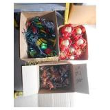 Large Lot - Specialty Christmas Lights