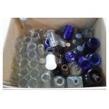 Box Full Glass Bottles