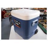 Igloo 60 Qt. Cooler w/ Wheels & Handle