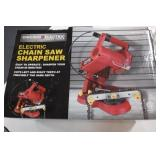 Electric Chain Saw Sharpener (in unopened box)