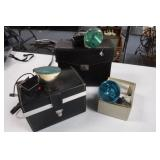 3 Camera Cases & Flashes