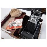 Polaroid 110A Land Camera w/ Case